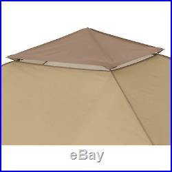 Ozark Trail Instant Canopy Heavy-Duty Polyester Durable Steel Frame 13' x 13