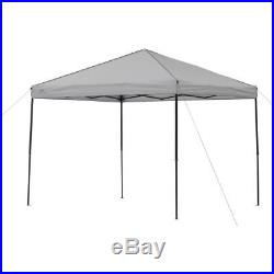 PORTABLE TAILGATE CANOPY 8' x 10' Park Instant Tent with Side Walls Outdoor Shade