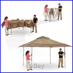 Patio Canopy Outdoor Shade Garden Gazebo Tent Shelter Bbq Party Deck 13 x 13