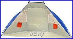 Pop Up Beach Tent Portable Canopy Cabana Umbrella Sun Shelter Outdoor Shade SALE