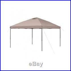 Pop Up Canopy Tent 12'x12' Straight Leg Gazebo Sports Camping Beach Sun Cover