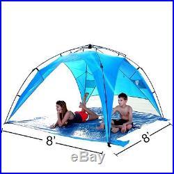 Portable Beach Umbrella Sun Shade Shelter Canopy Outdoor Camping Picnic Cabana