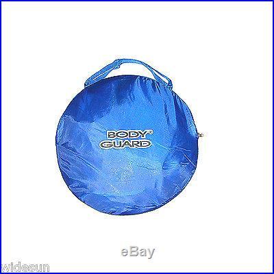 Portable Camping Sun Shade Tent (Quantity 2) Swimming PopUp Sun Shelter Beach