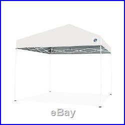 Portable Canopy Tent Shade Outdoor Event Sports Cover Shelter Pop Up 10x10 White