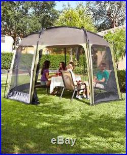Portable Easy Up 12 x 14 Feet Outdoor Screen Gazebo Camping Picnic Backyard New