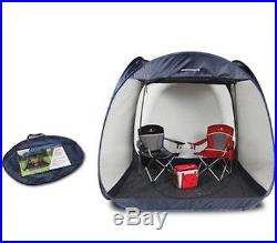 Portable Instant Pop Up Screen Shelter House Tent Outdoor Mosquito Camping Shade