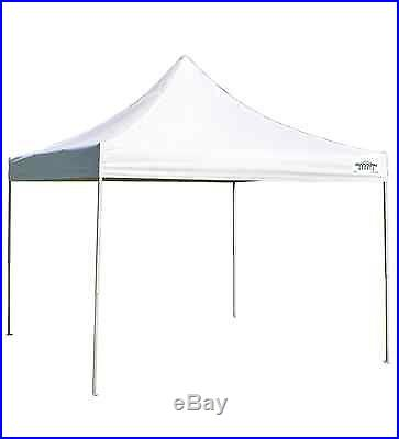 Portable Outdoor Caravan Instant Shade Canopy Kit Tent 10' x 10' Markets Events