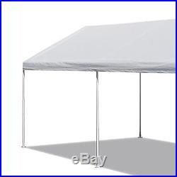 Portable Shelter Canopy Car Truck Tent 10x20 Carport Garage Outdoor Auto Shades