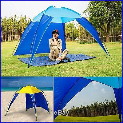 Portable Sun Shade Shelter Beach Camping Tent Outdoor UV Sun Protective