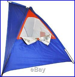 Portable Sun Shelter Picnic Canopy Shade Tent Beach Cabana Camping Umbrella