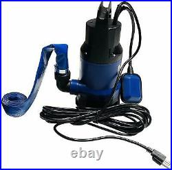 Professional EZ Travel Collection Submersible Pool and Spa Drain Pump Pool
