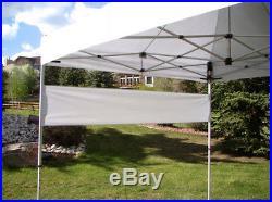 Professional Grade Instant Vending Canopy 10 x 10 Sun Shelter Tent Gazebo NEW