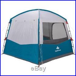 Quechua Arpenaz Base Fresh Medium Camping Shelter Camping Tent 8 Man