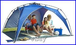 Quick Beach Canopy Tent Sun Shelter Lightweight Umbrella Camping Outdoor Tarvel