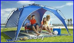 Quick Beach Canopy Tent Sun Shelter Lightweight Umbrella Outdoor Tarvel Camping