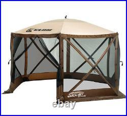 Quick Set Escape Xl Screen Shelter Tent Camping Outdoors (open Box)