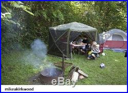 Quick-Set Screen Canopy House Camping Picnic Shelter Tent No See Ums Mosquito