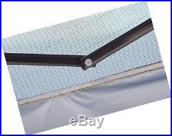 Quik Shade GO Hybrid Compact Slant Leg Backpack Canopy, Blue, 7 x 7-Foot