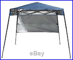 Quik Shade Go Hybrid Backpack Canopy (Blue) 6 Feet X 6 Feet