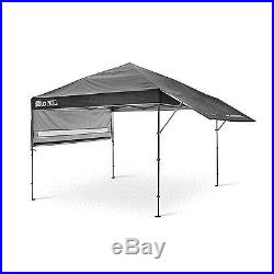 Quik Shade Solo Steel 170 10'x17' Instant Canopy, Black