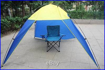 RANDOM COLOR SHADE CANOPY OUTDOOR FISHING CAMPING BEACH YARD TENT AWNING SHELTER