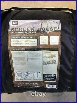 REI Screen House with Rainfly