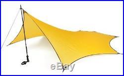 Rab Silwing gelb Tarp Schutzhütte Zelt Outdoor Camping