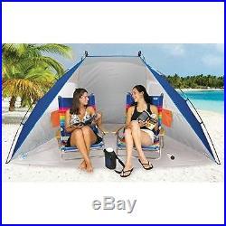 Rio Beach Portable Sun Shelter New