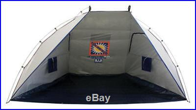 Rio Brands TSBH201-TS 8.5' Total Sun Block Portable Easy Set Up Beach Shelter