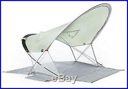 RoaKohu Beach Canopy Shade UV Protection Resists Wind Air vents Internal Pockets