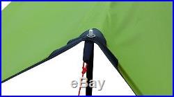 Robens GREEN TRAIL TARP 4 x 4 m (poles not included) lightweight, bivvy, bivouac