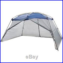 SCREEN HOUSE CAMPING TENT Outdoor Family Sun Canopy Shade Beach Gazebo 13 x 9 Ft