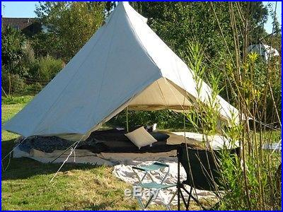 SIBLEY 400 Tent -Standard Cotton Bell tent Yurt/Teepee/Chill-out Canvas NEW
