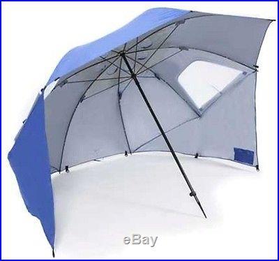 SKLZ Sportbrella 8' Blue Sport Brella Shade Umbrella