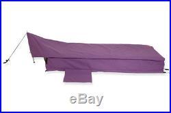 Sahara Traveller Deluxe King Single Traditional Swag & Bag Purple