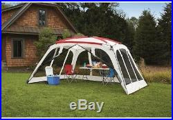 Screen House Canopy Shade Shelter Tent Backyard 14 X 12 Northwest Territory