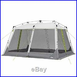 Screen House Canopy Tent 12' x 10 Instant Outdoor Shelter Picnic Sun Shade NEW