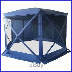 Screen House Instant Gazebo Tent BBQ Camping Insect Protection Shelter Canopy