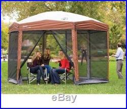 Screen House Outdoor Canopy Mosquito Instant Patio Garden Camping Tent Gazebo