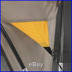 Screen House Tent 12 x 12 Sun Valley Grey Outdoor Sport Camping Tailgating New