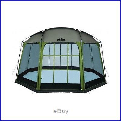 Screen House Tent Canopy Gazebo Outdoor Sun Shade Shelter Room Beach Camping NEW