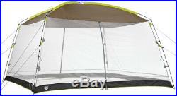 Screen House Tent Canopy Outdoor Mesh Bug and Sun Shade Zipper Door 12' x 12
