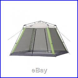 Screen House Tent Sun Shelter Instant Camping Canopy Gazebo 10 x 10 Picnic BBQ