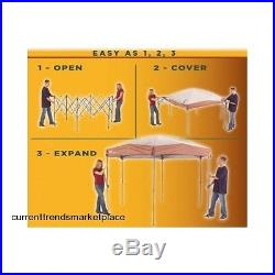 Screen Tent House Outdoor Screened Canopy Instant Bug Protection Shelter Camping