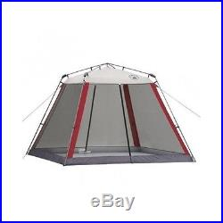 Screened Canopy 10 X 10 Tent Gazebo Camping Outdoor Shelter Picnic Protect Food