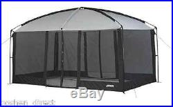 Screened House Canopy Awning Tail Gate Tent Camp Patio Outdoor Park Pavilion