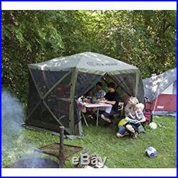 Screened House Tent Room Camping Shelter Gazebo 12x12 Canopy Survival Yard