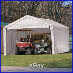 ShelterLogic 12x30 White Canopy Enclosure Kit, Fits 2 Frame 25779 Canopy NEW