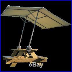 ShelterLogic Quick Clamp Canopy, Desert Bronze