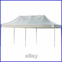 ShelterLogic Straight Leg Pop-Up Canopy Roller Bag, 10 X Ft. Sports &
